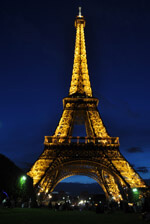 dovolenka v Paríži